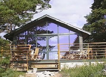förbjuden affär avsugning nära Malmö